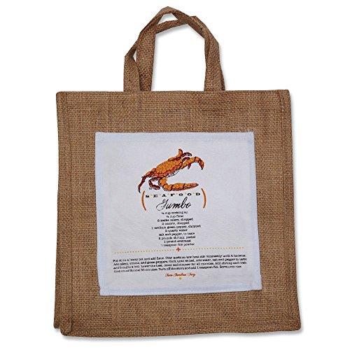 Seafood Gumbo Tote