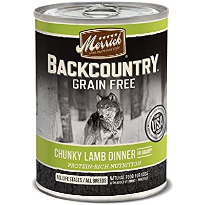 Merrick Backcountry Grain Free Dog Food
