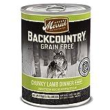 Merrick Backcountry Chunky Lamb In Gravy Grain Fre...