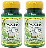 MigreLief Original Formula Triple Therapy with
