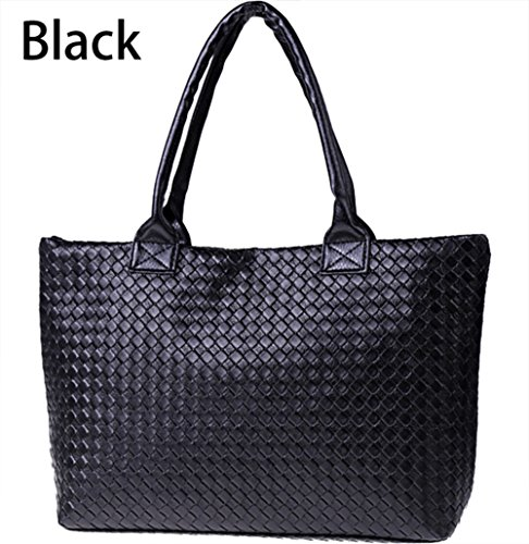 Zeagoo Womens New Korean Leather Handbag Messenger Shoulder Bag Totes Purse