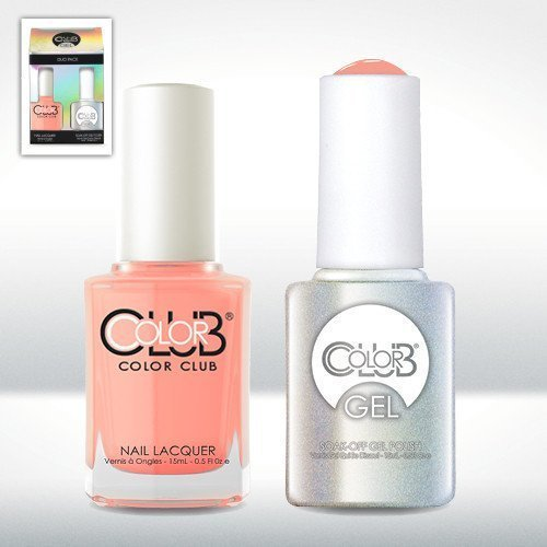 Color Club Gel EAST AUSTIN Pastel Color Club Gel + Lacquer Duo by Color - Stores Austin Mall