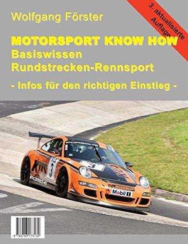 Basiswissen Rundstrecken-Rennsport: Motorsport Know How