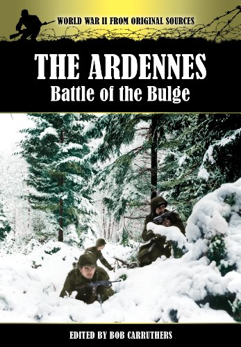 The Ardennes: Battle of the Bulge