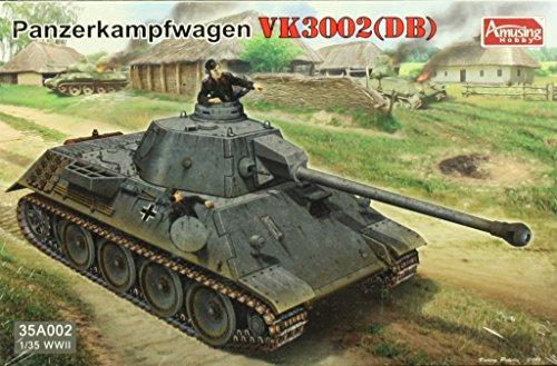 Amusing Hobby 1:35 WWII Panzerkampfwagen Pz.Kpfw VK3002 Plas