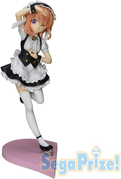 Anime Is the order a rabbit Hoto Kokoa Kirima Syaro Action Figures Collectibles