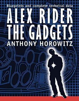 Alex Rider: The Gadgets (Alex Rider Adventure) 0399244867 Book Cover
