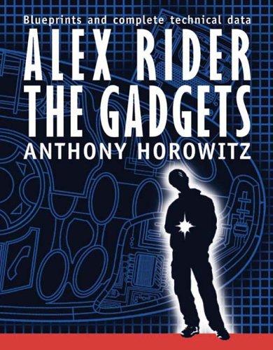 Alex Rider: The Gadgets (Alex Rider Adventure) - Book  of the Alex Rider