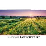 Die Kunst der Fotografie - Landschaft 2017 - Bildkalender quer (50 x 34) - Landschaftskalender - Naturkalender