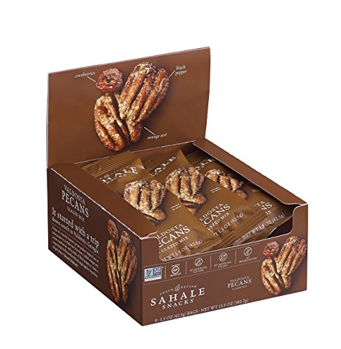 Sahale Snacks Grab & Go Pecans Glazed Mix, Gluten-Free for sale  Delivered anywhere in USA