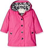 Hatley Girl's Splash Jacket-Pretty Pink Raincoat