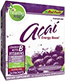 To Go Brands,Inc. Acai Natural Energy Boost 24-Pack by To Go Brands