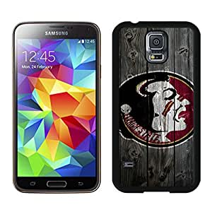 Beautiful Designed Case With Florida State Seminoles 12 Black For Samsung Galaxy S5 I9600 G900a G900v G900p G900t G900w Phone Case
