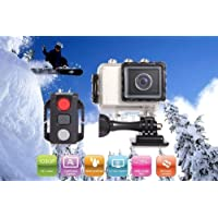 Astak CM 7500 Pro Action Camera Full HD Action Pro 3 1080P HD Video Camera (CM-7500Pro)