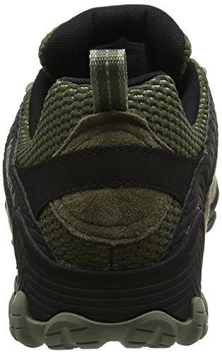 M 7 Limit WTPF D Merrell Shoes Dusty US 10 Olive Walking Chameleon 8SgOOqw