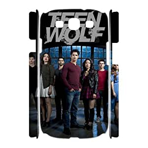 VNCASE Teen Wolf Phone Case For Samsung Galaxy S3 I9300 [Pattern-4]