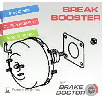 Brake booster TOYOTA SOARER GZ20 VX 198803-199104 BB-307: Amazon co