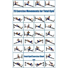 73 Exercise Movements for Total Gym®: Total Gym® Exercise Chart