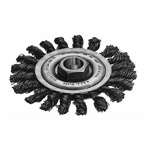 (Milwaukee 48-52-5030 4-Inch Cable Twist Knot Wheel)