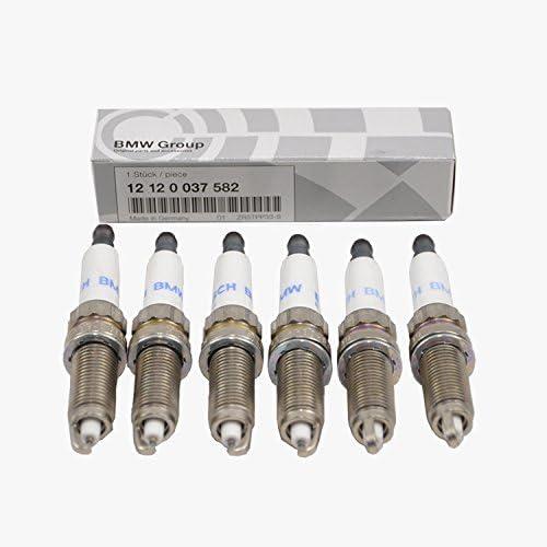 BMW 12-12-0-037-582 Spark Plug High Power