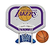 Poolmaster 72944 LA Lakers NBA Pro Rebounder-Style Poolside Basketball Game
