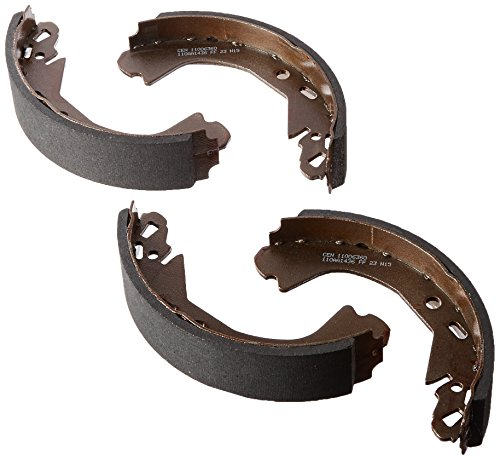 Rear Centric Brake Shoes - Centric (110.06360) Brake Shoe