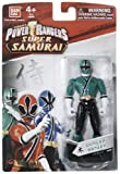 Power Ranger Samurai Green Ranger, Multi Color (4-inch Figure)