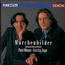Schumann: Marchenbilder / Fantasiestucke / Stucke im Volkston / Romanzen by Schumann (1994-09-27)