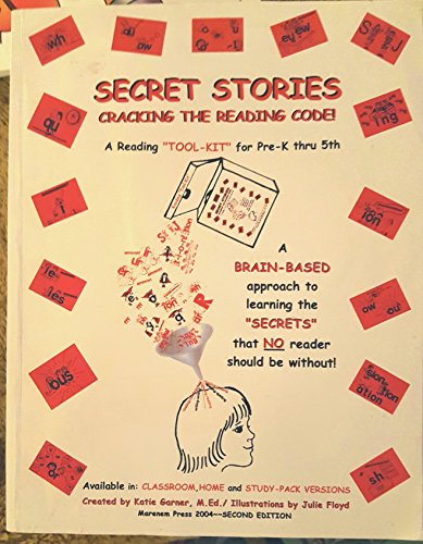 The Secret Stories Cracking the Reading Code! (The 'Missing Piece' of the Reading Puzzle!)