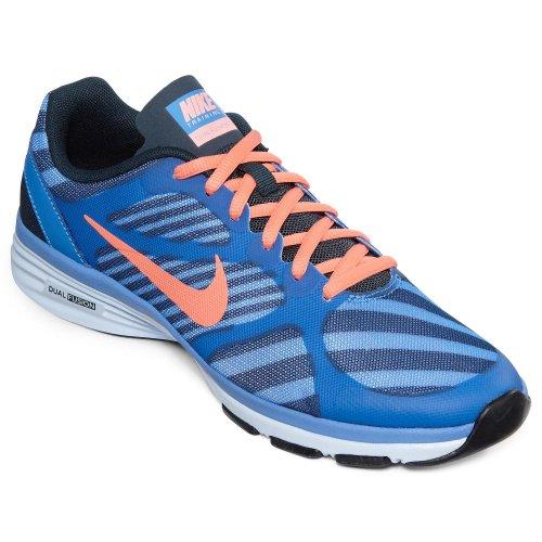 Nike Women's Dual Fusion TR Print Tennis Shoes (8.5 (US W...