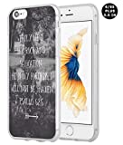 Iphone 6 Plus Case Bible Verses, Apple Iphone 6S Plus Case Christian Quotes PSALMS bible quote christian verses