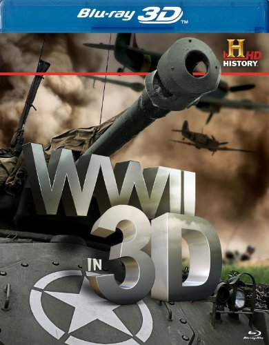 WWII In 3D [Blu-ray]