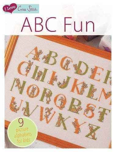 I Love Cross Stitch ABC Fun: 9 Picture Alphabets for Kids ()