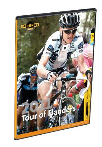 2011 TOUR OF FLANDERS DVD