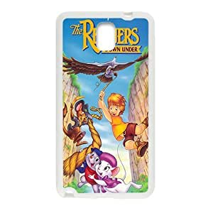 Happy The Rescuers Down Under Case Cover For samsung galaxy Note3 Case