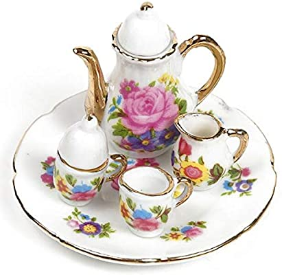 """1//6 Scale Teapot /& Cup Model for 12/"""" Action Figure Scene Accessories"""