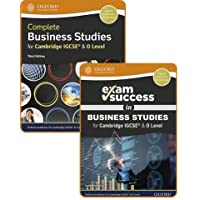 Complete Business Studies for Cambridge IGCSE® & O Level: Student Book & Exam Success Guide Pack