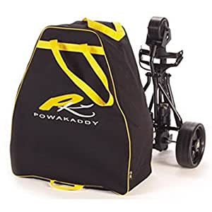 HillBilly Powakaddy - Funda para carrito de bolsa de palos de golf