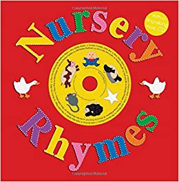 Amazon.com: Nursery Rhymes: with a Sing-Along Music CD