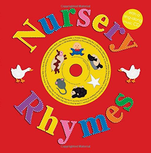 Rhymes Nursery Sing - Nursery Rhymes: with a Sing-Along Music CD