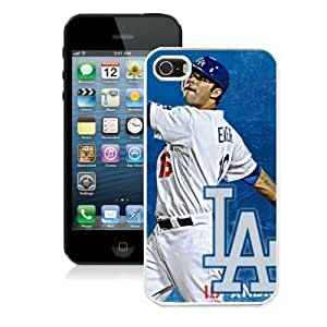 MLB Los Angeles Dodgers For Ipod Touch 4 Phone Case Cover For MLB Fans By zeroCase