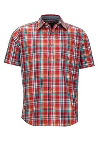 Marmot Dobson Shirt - Men's Auburn, S by Marmot