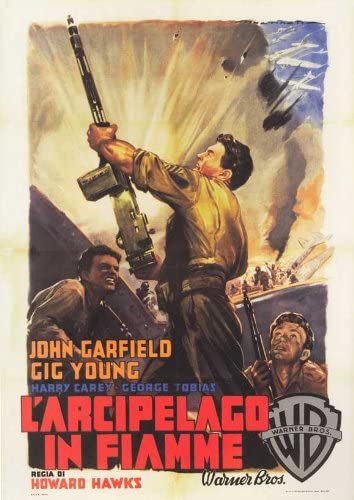 Air Force (1943) 11 x 17 Movie Poster - Italian Style A: Amazon.co.uk:  Kitchen & Home