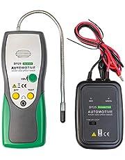 D DOLITY Testador de circuito automotivo DY25, ferramenta de diagnóstico do sistema elétrico do carro, testador de localizador de curto-circuito localizado rapidamente e facilmente curto-circuito