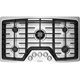Electrolux EW36GC55PS Gas Cooktop, 36-Inch, Stainless Steel