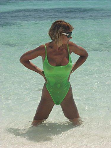 St Tropez Sheer One Piece Thong Buy Online In Uae