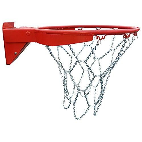 Truscope Sports 2-Pack Premium Quality Professional Basketball Net - 12 Loops - Fits Standard Indoor or Outdoor Basketball Hoop (Steel)