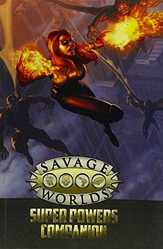 Super Powers Companion  Savage Worlds  Second Edition  S2p10503