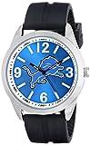 """Game Time Men's NFL-VAR-DET """"Varsity"""" Watch - Detroit Lions"""