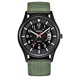 Best Mens Chronograph Watches For Under 100 Dollars - Men's Watch, Thing-ning Men's Stainless Steel Quartz Analog Review